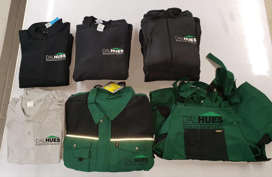 Dalhues-Arbeitskleidung
